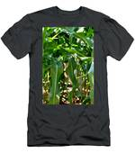 Walking Through The Cornfields Men's T-Shirt (Athletic Fit)