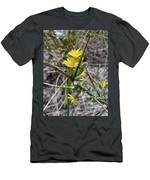 Wild Lettuce - Lactuca Virosa Men's T-Shirt (Athletic Fit)