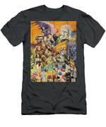 ,, My World ,, Men's T-Shirt (Athletic Fit)