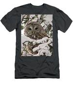 What A Hoot Men's T-Shirt (Athletic Fit)