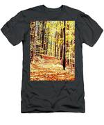 A Yellow Wood Men's T-Shirt (Athletic Fit)