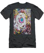 Abstraction #91  Men's T-Shirt (Athletic Fit)