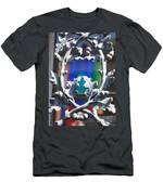 Acorn Ironwork Men's T-Shirt (Athletic Fit)
