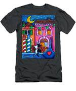 Amore In Venice Men's T-Shirt (Athletic Fit)