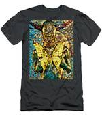 Ancient Goddess The Mother Men's T-Shirt (Athletic Fit)