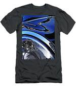 Auto Headlight 27 Men's T-Shirt (Athletic Fit)