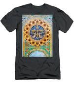 Azulejo - Colorful Details Men's T-Shirt (Athletic Fit)