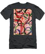 Balloon Festival Men's T-Shirt (Athletic Fit)