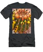 Barrel Cactus Men's T-Shirt (Athletic Fit)