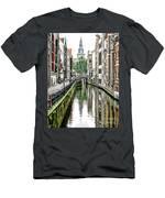 Beautiful Amsterdam Men's T-Shirt (Athletic Fit)