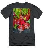 Beets Men's T-Shirt (Athletic Fit)