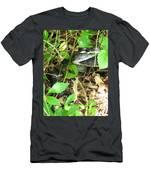 Black Rat Snake Men's T-Shirt (Athletic Fit)
