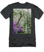 Blossoms Galore Men's T-Shirt (Athletic Fit)