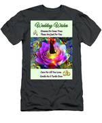 Brian Exton Sacred Flower Of Love  Bigstock 164301632  2991949  12779828 Men's T-Shirt (Athletic Fit)