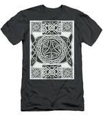 Celtic Design Men's T-Shirt (Athletic Fit)