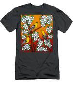 Chardonnay Sunset Men's T-Shirt (Athletic Fit)