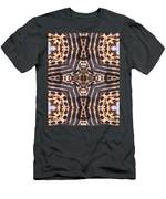 Cheetah Cross Men's T-Shirt (Athletic Fit)