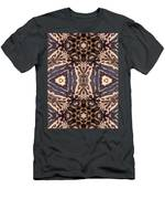 Cheetah Print Men's T-Shirt (Athletic Fit)