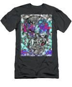 Chic Skull Men's T-Shirt (Athletic Fit)