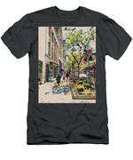 Chicago Colors 6 Men's T-Shirt (Athletic Fit)