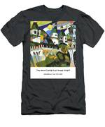 Churches Men's T-Shirt (Athletic Fit)