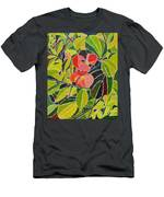 Colors Of Nature Men's T-Shirt (Athletic Fit)