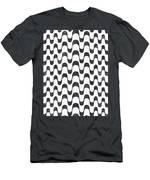 Copacabana - Rio Men's T-Shirt (Athletic Fit)
