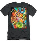 Creative Men's T-Shirt (Athletic Fit)