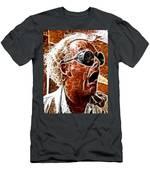 Doc Brown Mistical Men's T-Shirt (Athletic Fit)