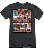 Doors Of Albuquerque Men's T-Shirt (Athletic Fit)
