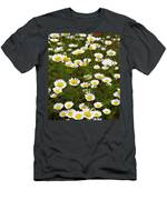 Dozens Of Daisies Men's T-Shirt (Athletic Fit)
