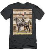 Duke Of Wellington Statue Men's T-Shirt (Athletic Fit)