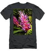 Exotic Flora Men's T-Shirt (Athletic Fit)