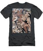 Faces Of Delirium Men's T-Shirt (Athletic Fit)
