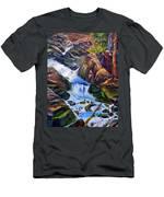 Floodstage Men's T-Shirt (Athletic Fit)
