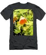 Flowering Maple Men's T-Shirt (Athletic Fit)