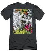 Flowers Of Boca I Men's T-Shirt (Athletic Fit)