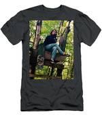Fort Men's T-Shirt (Athletic Fit)