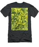 Fresh Dill Weed  Men's T-Shirt (Athletic Fit)