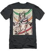 Fruit Stripe Men's T-Shirt (Athletic Fit)