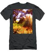 Garden Landscape Men's T-Shirt (Athletic Fit)