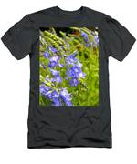 Germander Speedwell Men's T-Shirt (Athletic Fit)