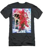Happy Summer Days Men's T-Shirt (Athletic Fit)