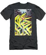 Heliconia 2 Men's T-Shirt (Athletic Fit)