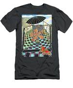 I See City Men's T-Shirt (Athletic Fit)