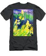 Impression Flowers Men's T-Shirt (Athletic Fit)