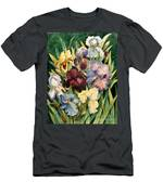 Iris Collection Men's T-Shirt (Athletic Fit)