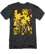 Jessamine Jungle Men's T-Shirt (Athletic Fit)