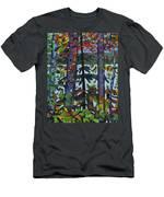 Kushog Colours Men's T-Shirt (Athletic Fit)