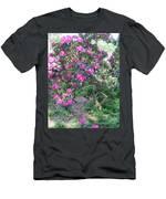 Laurel Mountain Tree Men's T-Shirt (Athletic Fit)